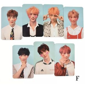 Other - BTS unofficial love yourself answer F version pcs